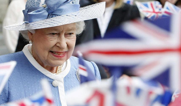 The Queen of England Supports Equal Rights