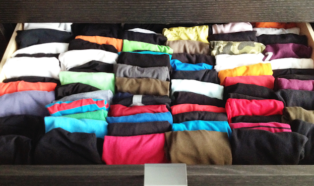 Spring-Clean Your Underwear Drawer