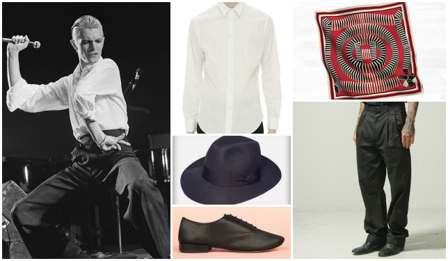 Get The Look: Thin White Duke
