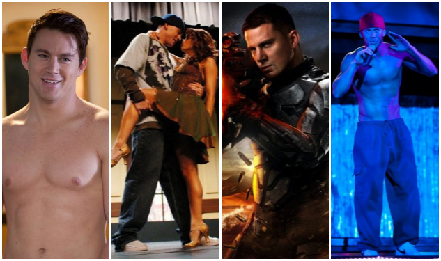 7 Hot Channing Tatum Film Roles