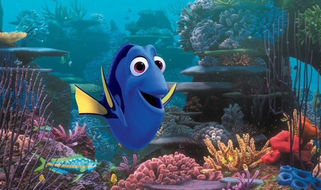 Just Keep Swimming Again With 'Finding Dory'