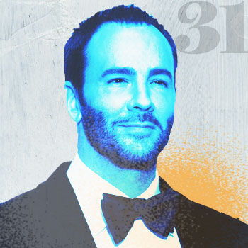 Power List 2013: TOM FORD