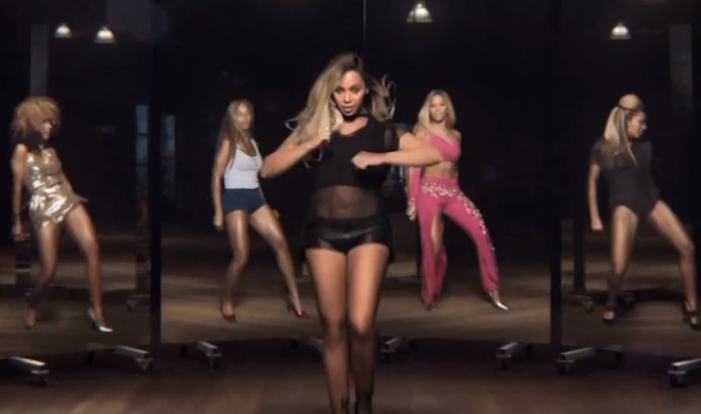 WATCH: Beyoncé Dance Off, Debuts New Single