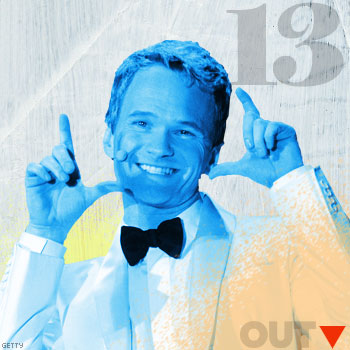 Power List 2013: NEIL PATRICK HARRIS
