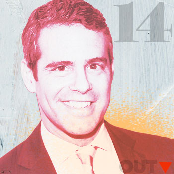 Power List 2013: ANDY COHEN