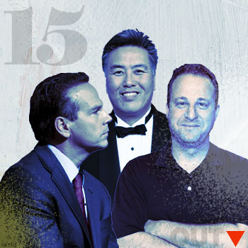 Power List 2013: MARK TAKANO | DAVID CICILLINE | JARED POLIS