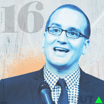 Power List 2013: CHAD GRIFFIN