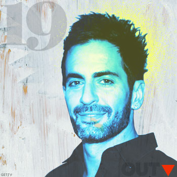 Power List 2013: MARC JACOBS