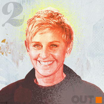 Power List 2013: ELLEN DEGENERES