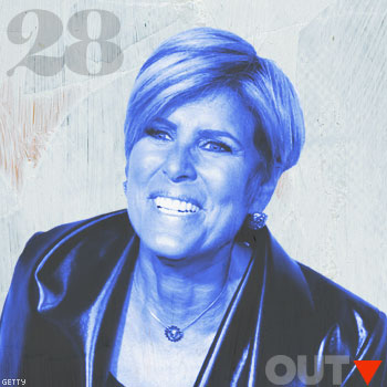 Power List 2013: SUZE ORMAN