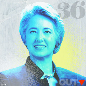 Power List 2013: ANNISE PARKER
