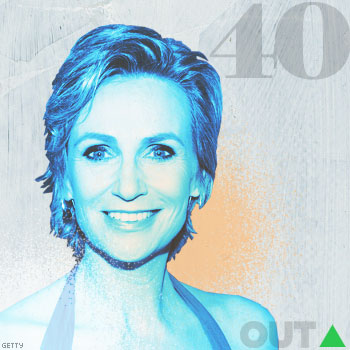 Power List 2013: JANE LYNCH
