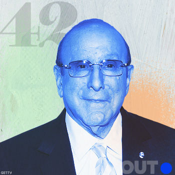 Power List 2013: CLIVE DAVIS
