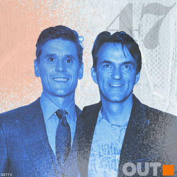 Power List 2013: SIMON HALLS & STEPHEN HUVANE