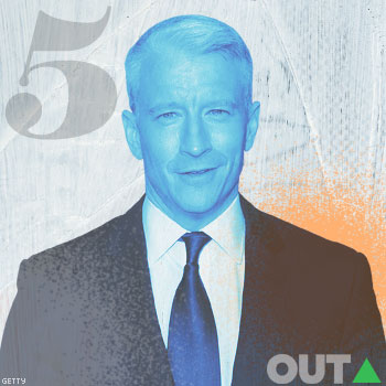 Power List 2013: ANDERSON COOPER