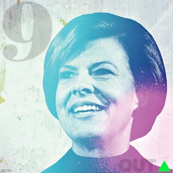 Power List 2013: TAMMY BALDWIN