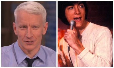 Anderson Cooper: Scott Baio Was My Childhood Crush
