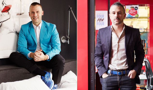Meet the Gay Power Duo Behind Fab.com