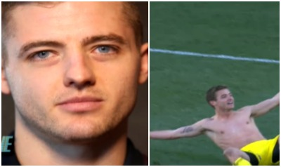 Robbie Rogers: 'Football Hid My Secret'