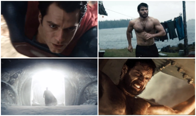 WATCH: The Emotional (and Hot) 'Man of Steel' Trailer