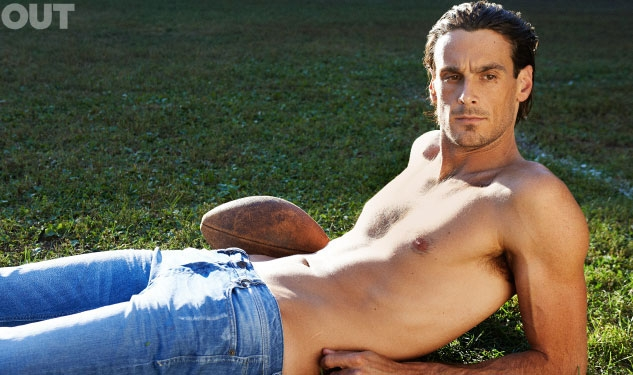 Chris Kluwe's New Roles: Gay Pride Grand Marshal and Author