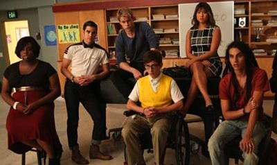'Glee' to Feature 'More Friends Than You Know'