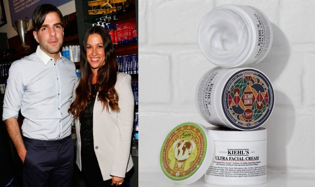 Zach Quinto & Alanis Morissette Team Up With Kiehl's For Earth Day