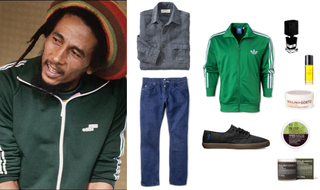Get The Look: Bob Marley