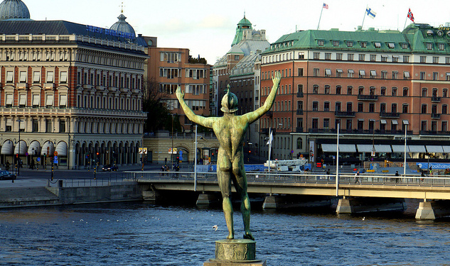 Stockholm Has Some Truly Sexy Statues