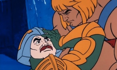 He-Man's Five Gayest Adventures