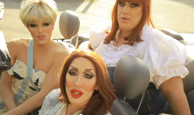 Detox, Willam And Vicky Fox Are The New Faces Of OCC Makeup