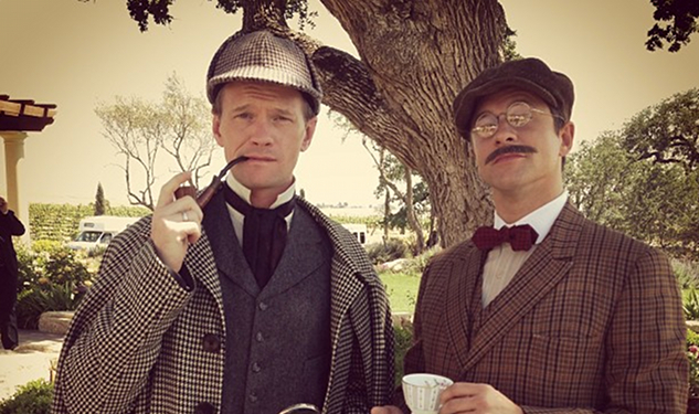 Auto Follow: Neil Patrick Harris Is Now On Instagram