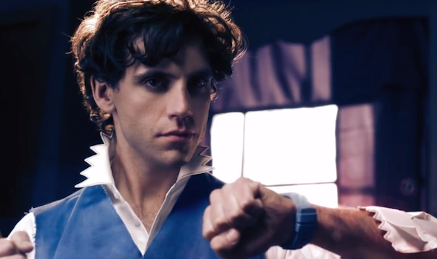 "WATCH: Mika's New Video for ""Popular Song"""