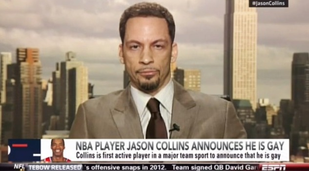 Chris Broussard Tries To Defend Himself And 5 Other Things We Learned Today