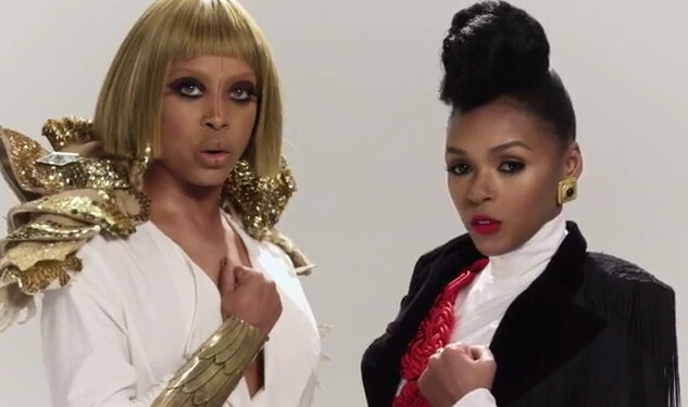 Bow Down To Janelle Monae And Erykah Badu's New Music Video