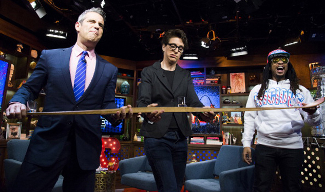 A Maddow, A Cohen And A Lil Jon Make A Bar...