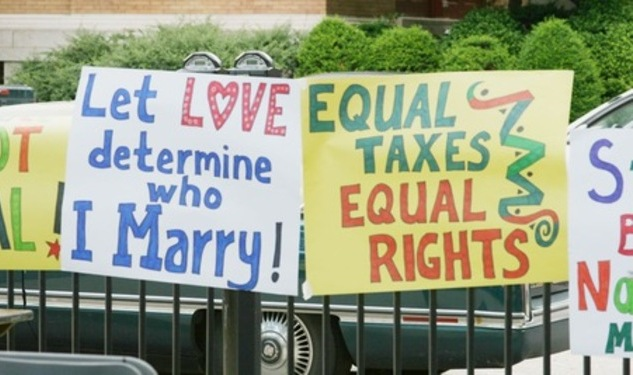 Gay Couples Can Marry In Rhode Island and 5 Other Things We Learned Today