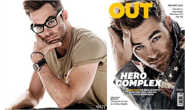 Chris Pine: The Thinker