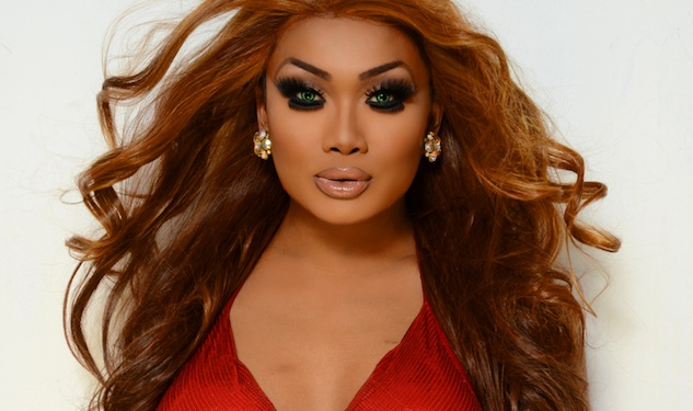 Catching Up With Jujubee