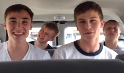 WATCH: 'Book Of Mormon: Party Bus Edition'