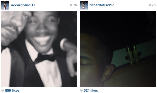 Did Riccardo Tisci Hook Up With Frank Ocean?