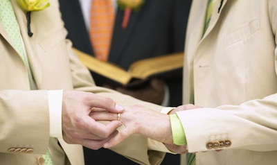 Gentlemanly Pursuits: The Wedding