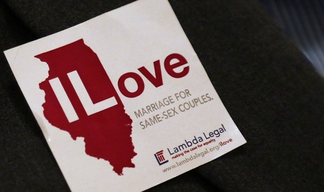 Illinois' Gay Nup Clock Is Ticking And 5 Other Tidbits We Learned Today