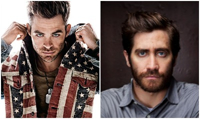 Two Princes: Chris Pine, Jake Gyllenhaal Eyeing 'Into the Woods'