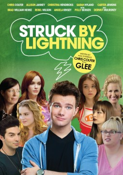 Out Now: Chris Colfer's 'Struck By Lightning'