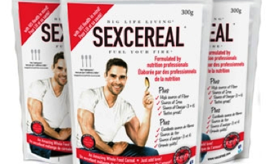Sexcereal: Breakfast in Bed, Anyone?