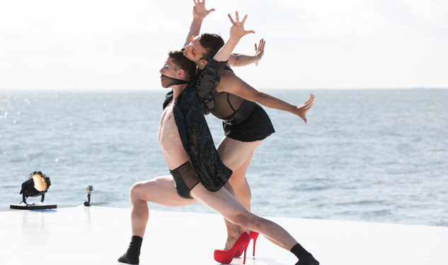 On Fire Island, Dancers Respond to AIDS