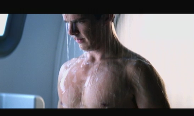 See Benedict Cumberbatch in the Shower