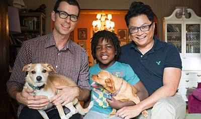 Alec Mapa Makes Dreams Come True