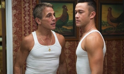 WATCH: Beefy Joseph Gordon-Levitt (and Tony Danza) in 'Don Jon'